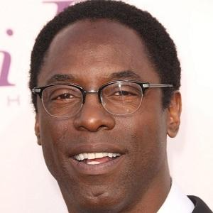 TV Actor Isaiah Washington - age: 57