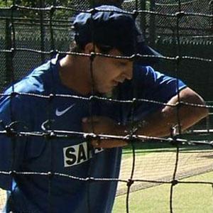 Cricket Player Robin Singh - age: 57
