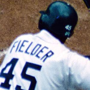 baseball player Cecil Fielder - age: 57