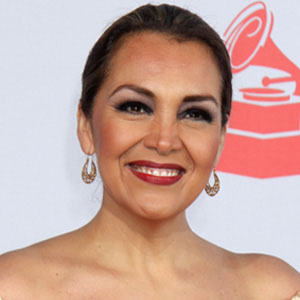 World Music Singer Aida Cuevas - age: 57