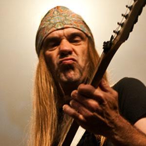 Guitarist Ronni Le Tekro - age: 57