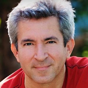 Novelist Guy Harrison - age: 57