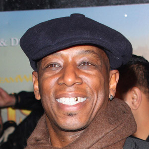 Soccer Player Ian Wright - age: 53