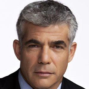 Politician Yair Lapid - age: 53