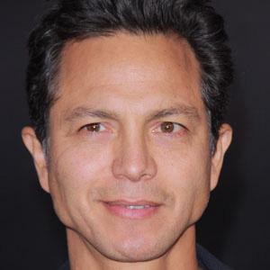 TV Actor Benjamin Bratt - age: 53
