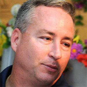 Coach Billy Kennedy - age: 56