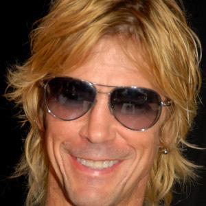 Guitarist Duff McKagan - age: 56