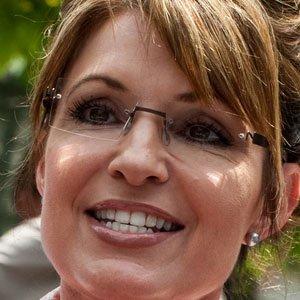 Politician Sarah Palin - age: 56