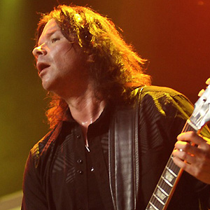 Guitarist John Norum - age: 56