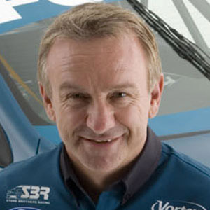 Race Car Driver Russell Ingall - age: 53