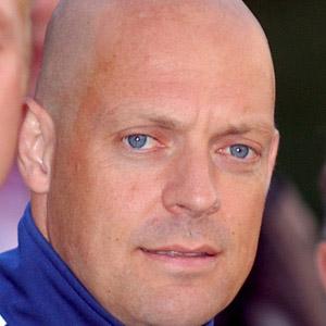 Coach Dave Brailsford - age: 56