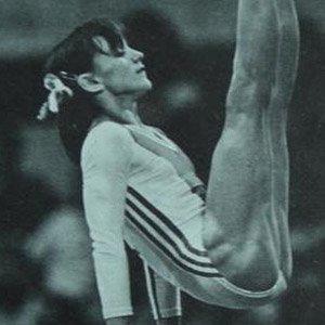 Gymnast Emilia Eberle - age: 56