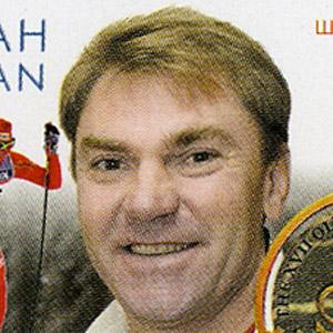 Skier Vladimir Smirnov - age: 56