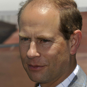 Royalty Prince Edward, Earl of Wessex - age: 57