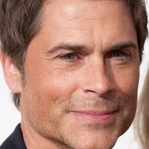 Movie Actor Rob Lowe - age: 53