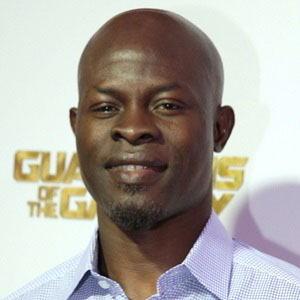 Movie Actor Djimon Hounsou - age: 56