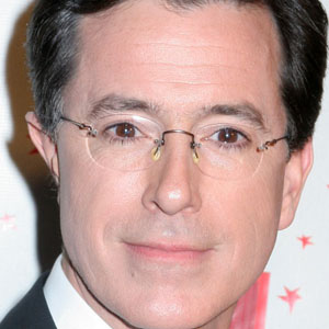 TV Show Host Stephen Colbert - age: 53