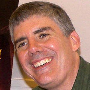 Novelist Rick Riordan - age: 53