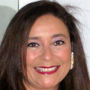 Poet Karina Galvez - age: 56