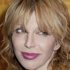 Rock Singer Courtney Love - age: 57