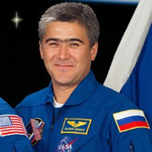 Astronaut Salizhan Sharipov - age: 52