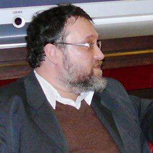 Teacher Igor Janev - age: 56
