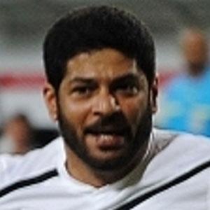 Soccer Player Adnan Al Talyani - age: 56