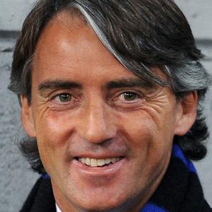Soccer Player Roberto Mancini - age: 56
