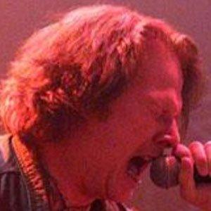 Metal Singer Ron Rinehart - age: 56