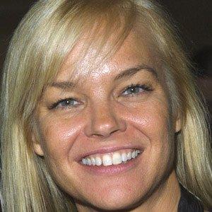 model Julie McCullough - age: 55
