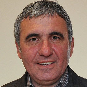 Soccer Player Gheorghe Hagi - age: 55