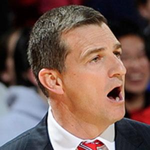Coach Mark Turgeon - age: 55