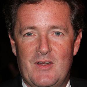 TV Show Host Piers Morgan - age: 56
