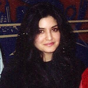 Pop Singer Nazia Hassan - age: 35