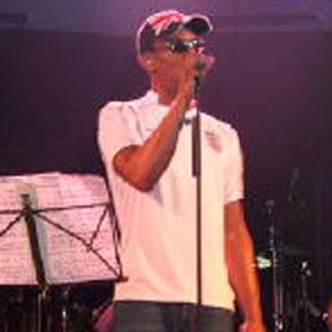 Drummer Oscar Harrison - age: 55