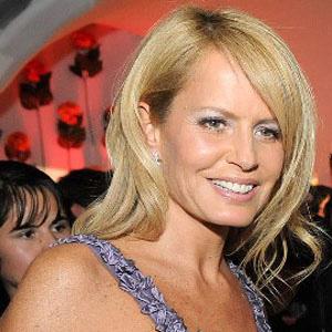Political Wife Cecilia Bolocco - age: 55
