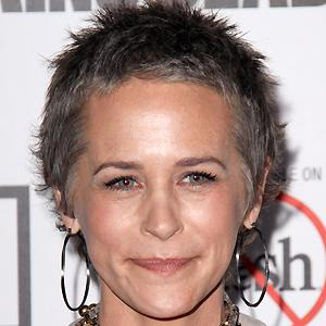 TV Actress Melissa McBride - age: 55