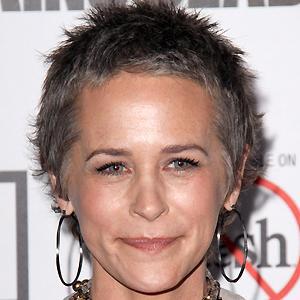 TV Actress Melissa McBride - age: 56