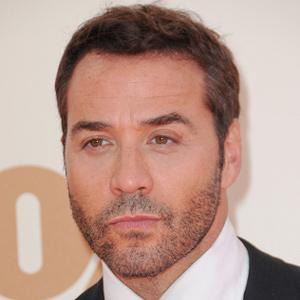 TV Actor Jeremy Piven - age: 55