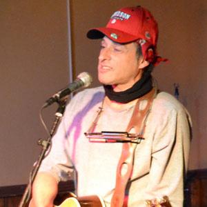 Guitarist Dan Bern - age: 55