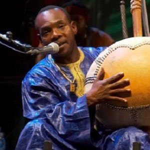 World Music Singer Toumani Diabate - age: 55