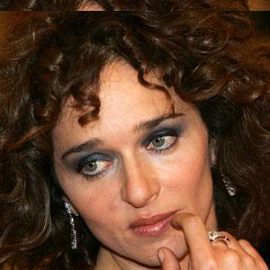 Movie actress Valeria Golino - age: 51