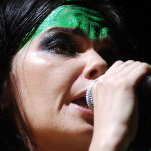 Pop Singer Bjork - age: 55