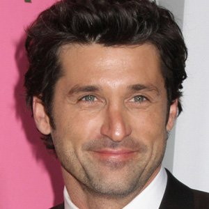 TV Actor Patrick Dempsey - age: 55