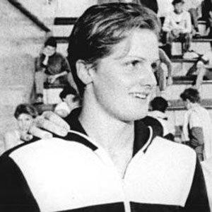 Swimmer Kristin Otto - age: 54