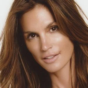 model Cindy Crawford - age: 52