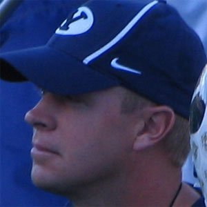 Coach Bronco Mendenhall - age: 54