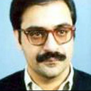 Poet Omer Tarin - age: 54