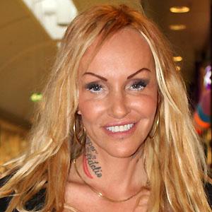 model Linse Kessler - age: 54