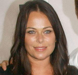 Movie actress Polly Walker - age: 54
